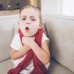 Что делать, если у ребенка сильный сухой кашель