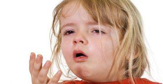 Чем лечить сухой навязчивый кашель у ребенка