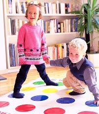 Как играть с детьми разных возрастов