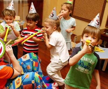 Как отметить день рожденья ребенка 5 лет