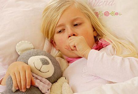 что делать если ребенок сильно кашляет