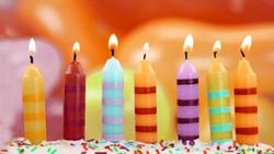 день рождения 7 лет проведение дома