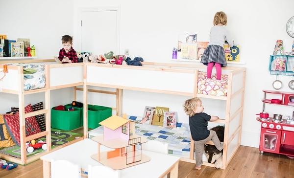 У каждого ребенка в детской должно быть свое личное пространство