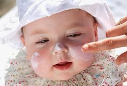 детский крем состав