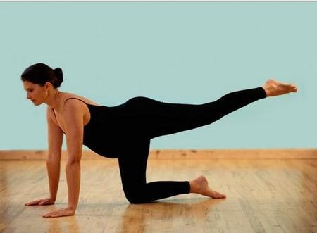 фитнес для беременных упражнения