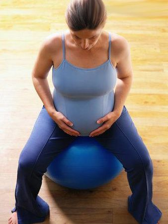 физкультура для беременных 3 триместр
