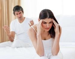 испортились с мужем отношения после родов