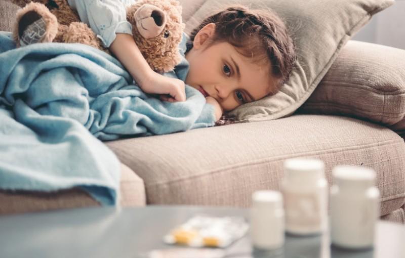 Симптомов два, а причины могут быть самые разные