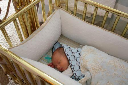 качалка-люлька для новорожденных
