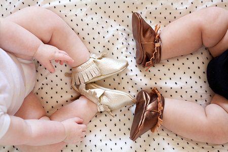 Как определить размер обуви ребенка по возрасту