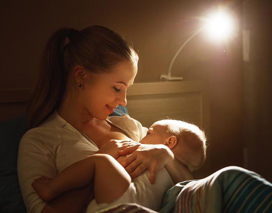 как отучить ребенка от ночных кормлений в короткие сроки