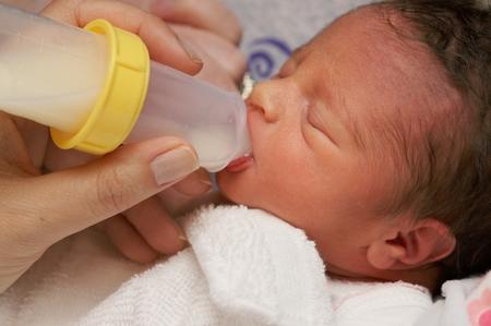 как правильно кормить новорожденного