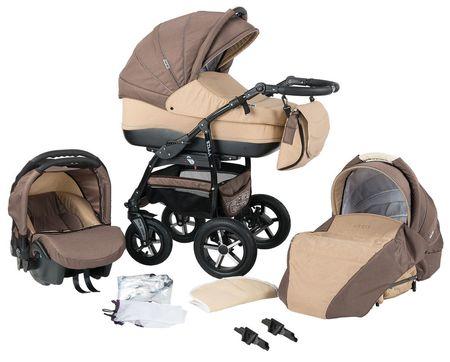 какие коляски лучше для новорожденных