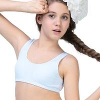 Можно купить на смену несколько разных лифчиков, чтобы девочка могла выбрать удобную ей модель