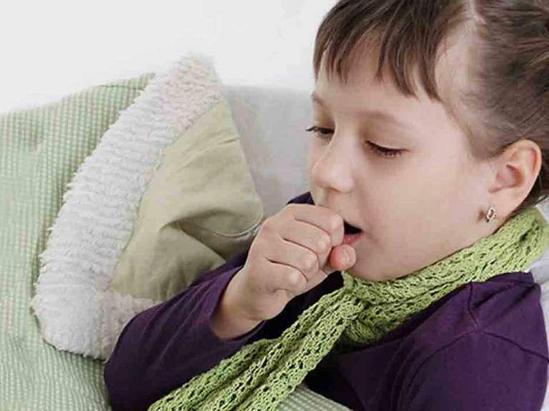 Необычный кашель у ребенка должен вызвать опасения родителей
