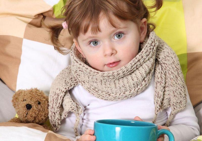 Тёплое питье необходимо при сильном кашле!!!