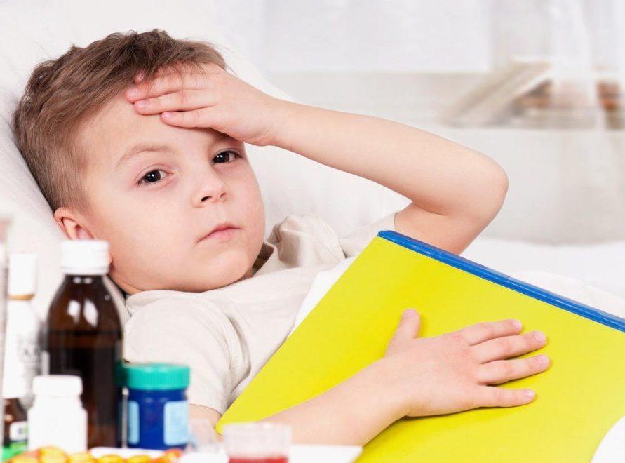 3-4 дня температура и кашель