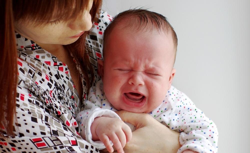 Отказ ребнка от груди признаки