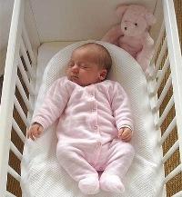 Как выбрать хороший матрас для новорожденного
