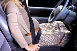 можно ли беременным водить машину