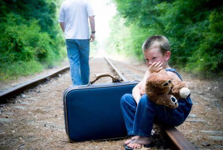 муж отказался от ребенка