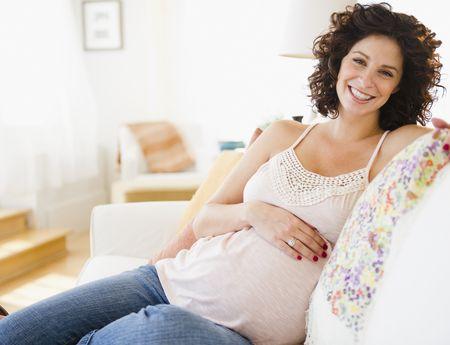 определение беременности содой