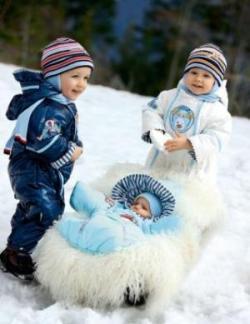 Как выбрать пуховик для ребенка
