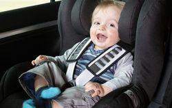 ребенок в машине правила
