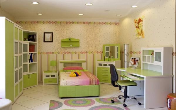 Когда у каждой вещи есть свое место, поддерживать порядок в детской легко и приятно