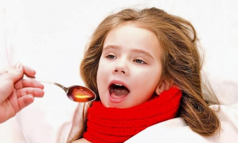 Сиропчики - любимые детьми лекарства от кашля