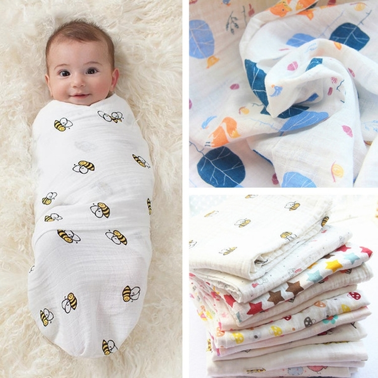сколько пеленок нужно для новорожденного из каких материалов