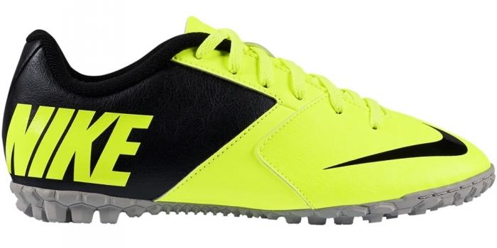 Детские бутсы Nike Bomba