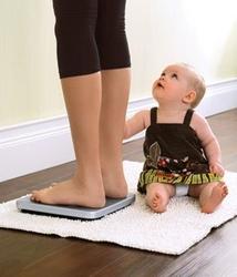 стоит вес после родов сбросить быстро