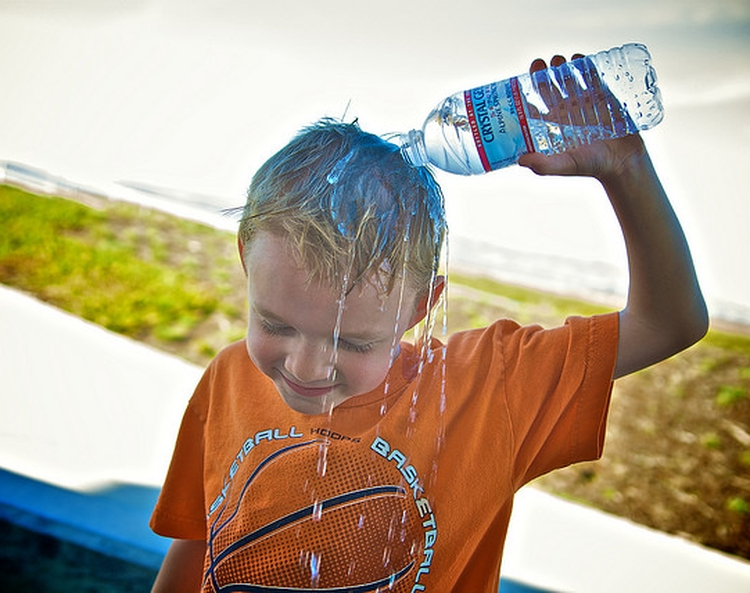 тепловой удар у ребенка как помочь