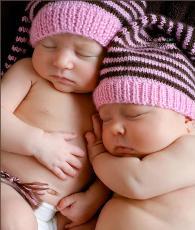 Развитие индивидуальности у близнецов