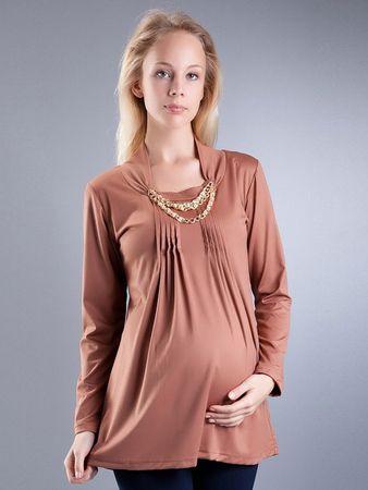 модель туники для беременных