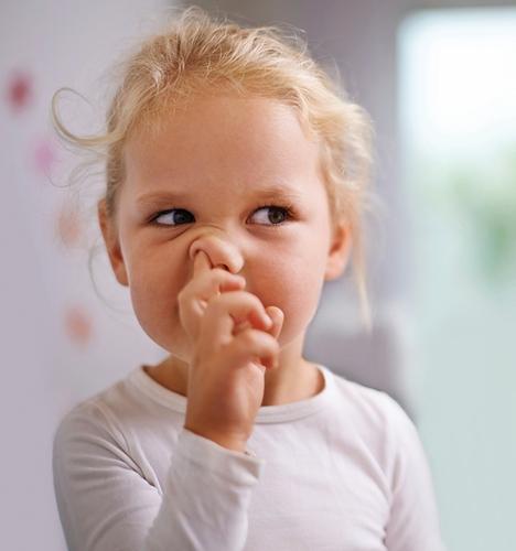 почему из носа часто идет кровь у ребенка