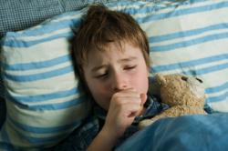 у ребенка месяц не проходит кашель