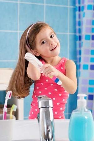 у ребенка плохо растут волосы что делать