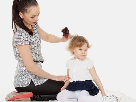 У ребенка тонкие волосы что делать