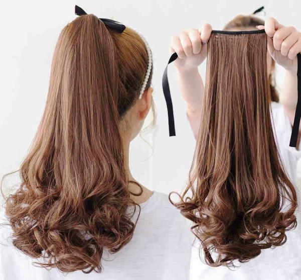 как ухаживать за накладными волосами