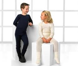 выбрать термобелье для детей