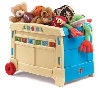 Как выбрать ящик для игрушек